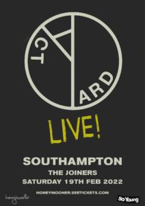 Yard Act at The Joiners, Southampton