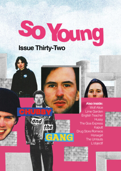 Issue Thirty-Two - Print Cover