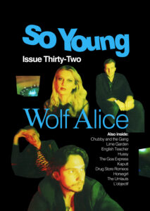 Issue Thirty-Two - Online Cover